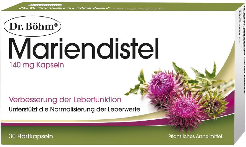 Dr. Böhm Mariendistel Aktion
