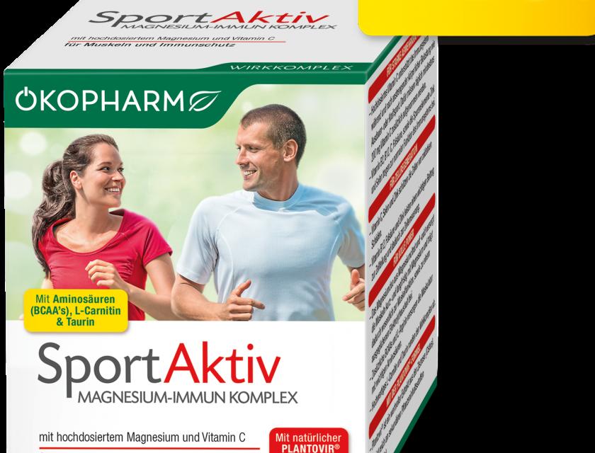 Ökopharm Sport Aktiv Aktion