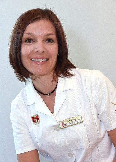 Portrait: Mag. Ulrike Friedrich